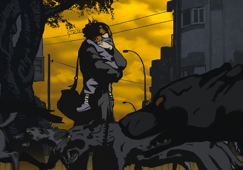 Animation and memory: Waltz With Bashir. Posted: November 26, 2008 | Author: